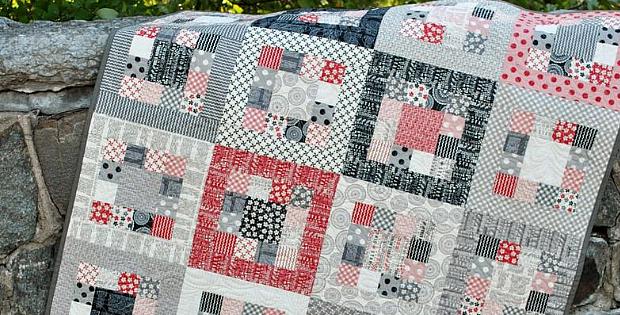 Market Square Quilt Pattern