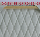 Hang Mini Quilts with Quick Corner Triangles