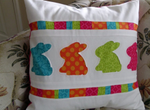Bunny Hop Pillow Tutorial