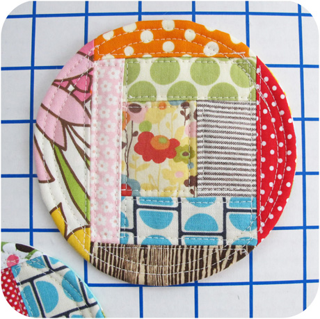 Patchwork Coasters Pattern