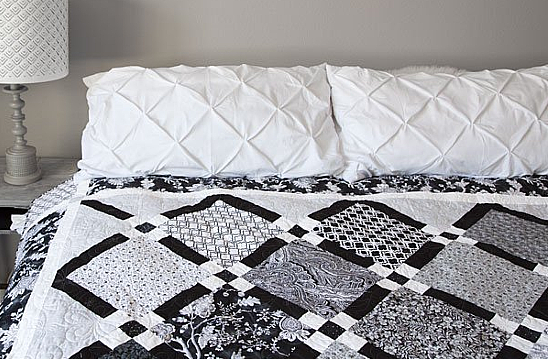 Alahambra Quilt Pattern