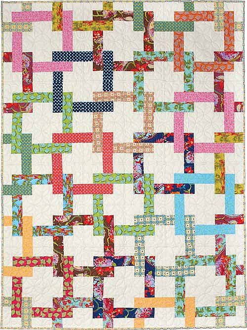 Pretzel Twist Quilt Pattern