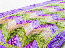 Napa Chevron Quilt Pattern