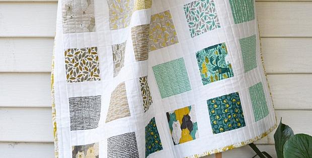 Frolic Quilt Pattern