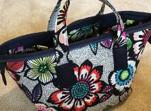 Open Pocket Bag Pattern