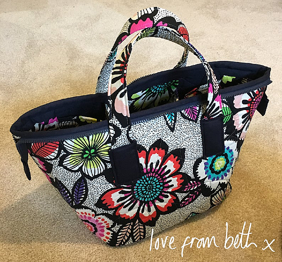 Open Pocket Bag Pattern