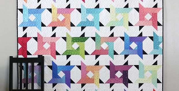 Windy City Quilt Pattern