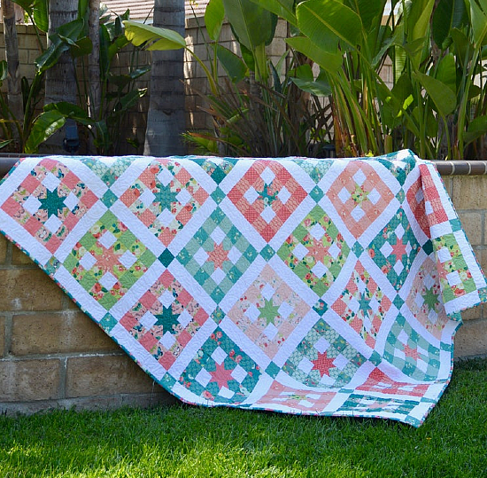 Gingham-Picnic-Quilt-Pattern