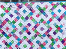 Kookie Kisses Quilt Pattern