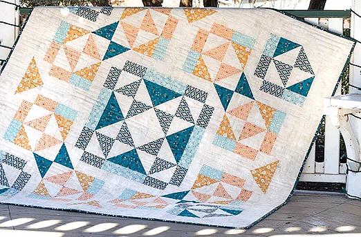 Pecan Street Quilt Pattern