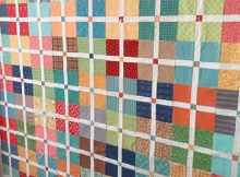 Plaid Quilt Block Tutorial