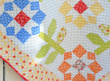 Mini Meadow Quilt Pattern