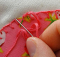 Try This Tip for Evenly Spaced Hand Stitches