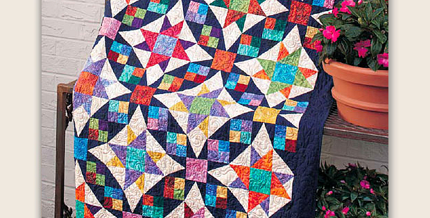 Friendship Rings Quilt Pattern