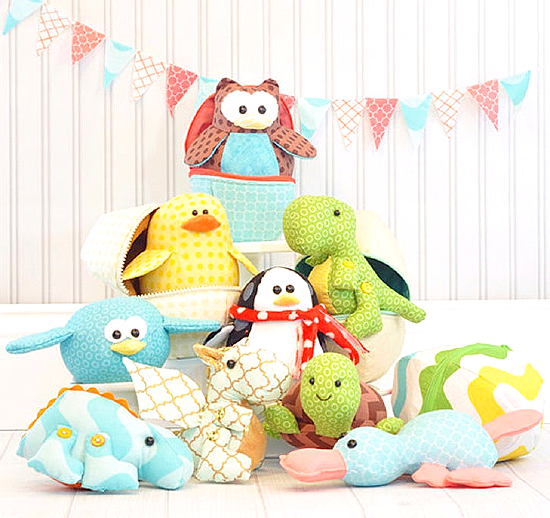 Hopeful Hatchlings Sewing Pattern