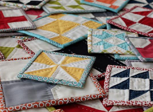 One Block Minis Pattern