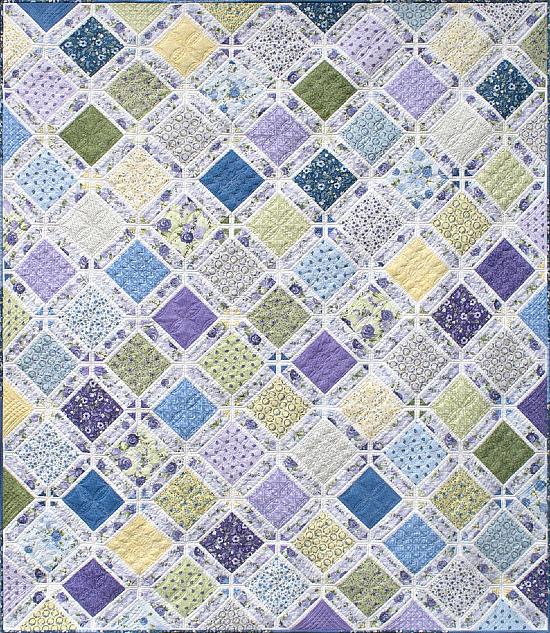 Train Station Quilt Pattern