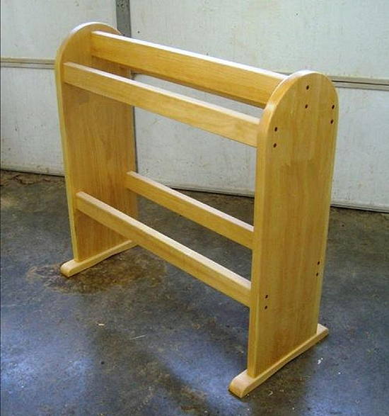 Quilt Stand Woodworking Plan