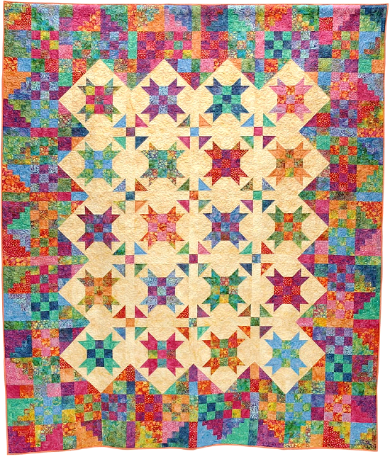 Simply Fun Quilt Pattern