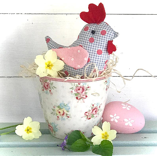 Little Hen Pattern