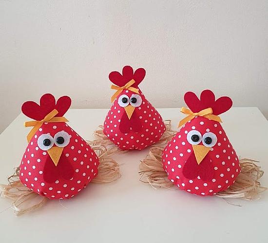 Sitting Chicken Pattern