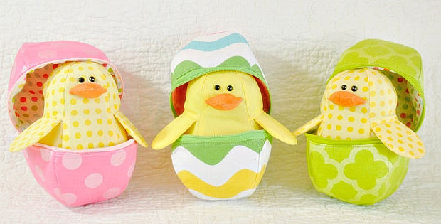 Baby Chick Sewing Pattern