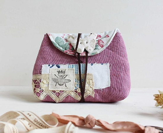 Sydney Pouch Sewing Pattern