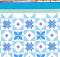 Midnight Blue Quilt Pattern