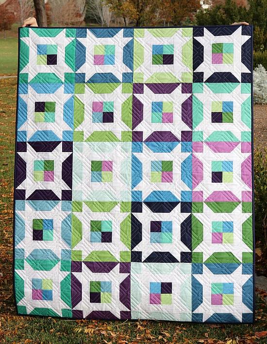 Little Miss Quilt Pattern