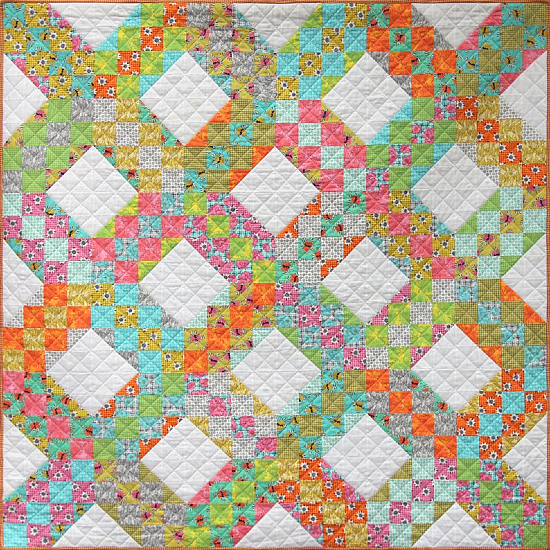 Southern Cross Stars Quilt Pattern