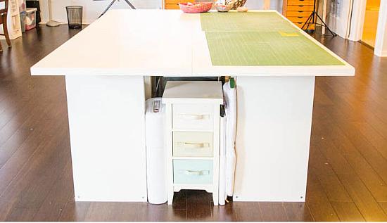 Create an Easy DIY Cutting Table