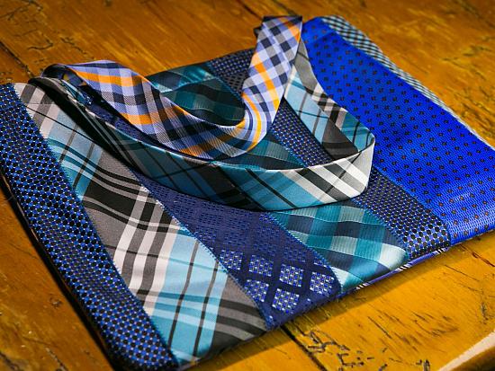 Necktie Tote Instructions