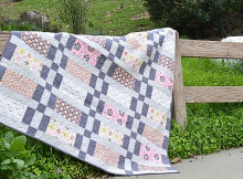 All Stacked Up Quilt Pattern