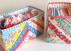 Tubby Boxes Sewing Pattern