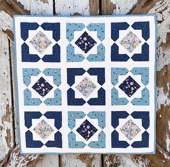 Courtyard Quilt Pattern