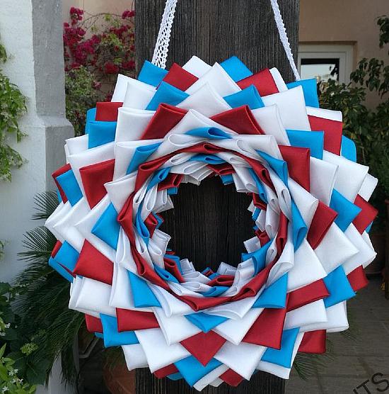 Urchin Wreath Pattern