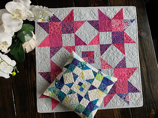 Pointed Possibilities Quilt Pattern