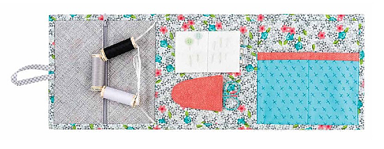 And Sew We Go Hand Sewing Organizer Pattern
