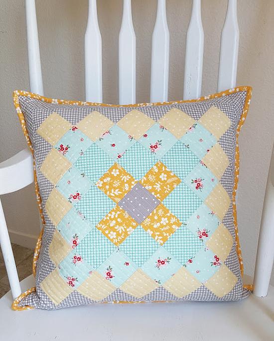 Great Granny Square Pillow Tutorial