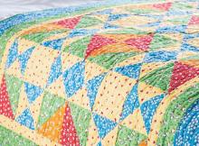 Farm Fresh Bed Runner Pattern