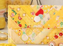 Zakka Card Wallet Pattern