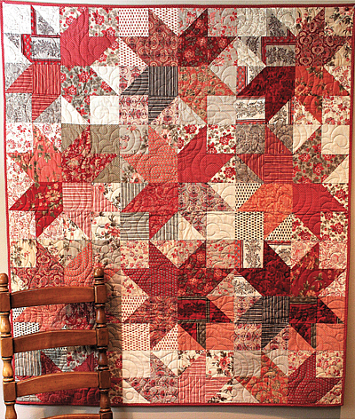 A Star Is Born Quilt Pattern