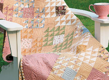 Moda All-Stars - On a Roll Again!: 14 Creative Quilts from Jelly Roll Strips