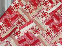 Starberry Jam Quilt Pattern
