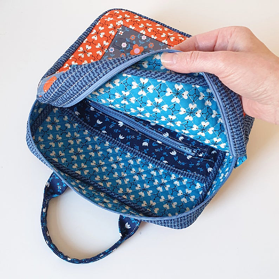 Fair and Square Bag Pattern