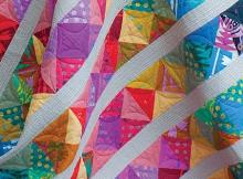 Spectrum Quilt Pattern