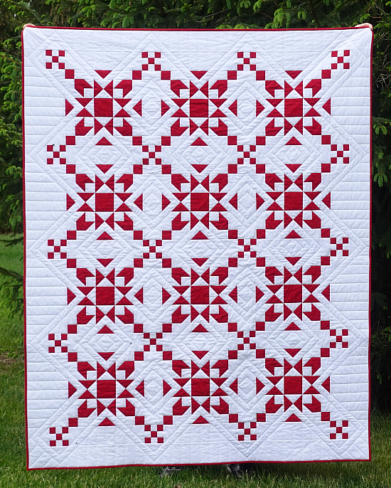 Small Change Quilt Pattern