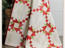 Christmas Stars Quilt Pattern