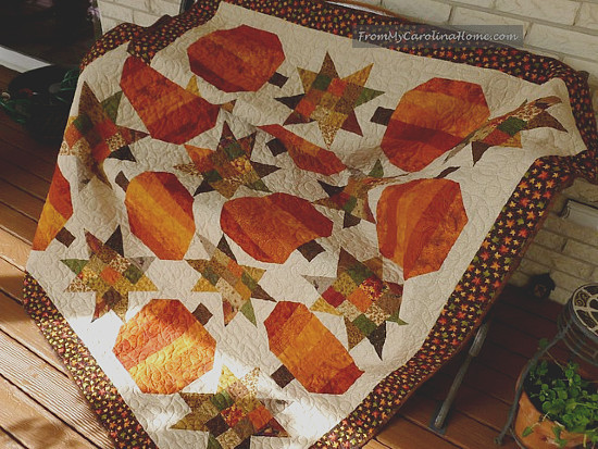 Autumn Jubilee Quilt Along