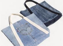 Denim Tote Bag Pattern